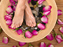 Grand Velas Luxury Pedicure Ritual